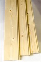Вагонка штиль 110х12,5 мм, хвоя В/С (цена за м.кв.)