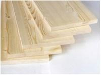 Мебельный щит 18х200х1000-3000 мм, хвоя (цена за м. кв.)